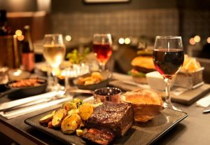 Selkirk restaurant fine dining